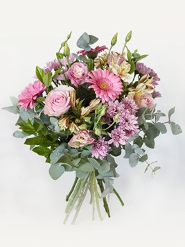 Bouquets: Pink Meadow Bouquet